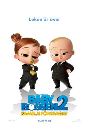 Baby-bossen 2 – Familjeföretaget